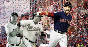 the steve pearce story from minor leaguer to underdog hero