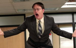 Dwight Schrute and ranking the best and worst characters on the office