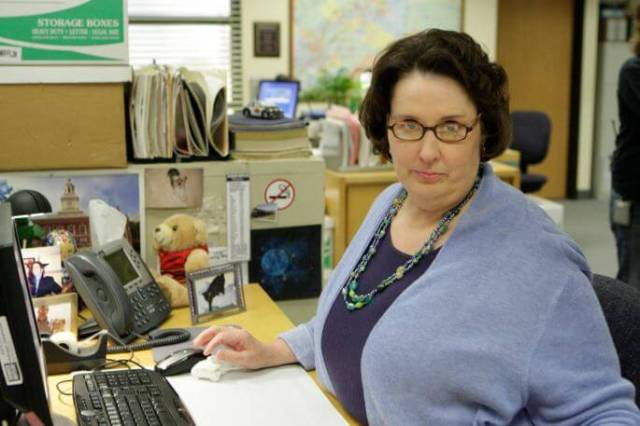 Check out where Phyllis Vance falls in our definitive ranking of the best and worst characters on the office.