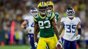 marquez valdes-scantling and more picks for your daily fantasy lineup in week 10