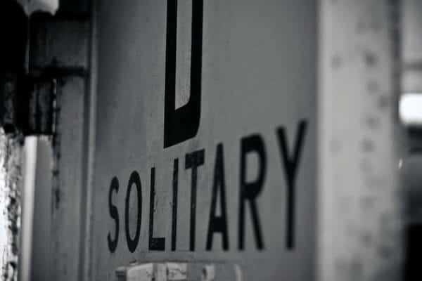 Danny Trejo spent time in solitary confinement questioning his life's purpose.