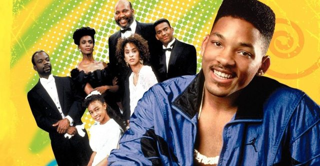 Will Smith on the cover graphic for 'The Fresh Prince of Bel-Air' Season 1. Here's how Will Smith Became the Fresh Prince.