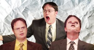 How Rainn Wilson Became Dwight Schrute. A story by Joker Mag, the home of the underdog.