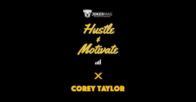 Hustle & Motivate Episode #11 features Corey Taylor writer and motivational speaker born with a severe facial deformity who's overcame a lot of adversity in his life and is eager to show you how you can too