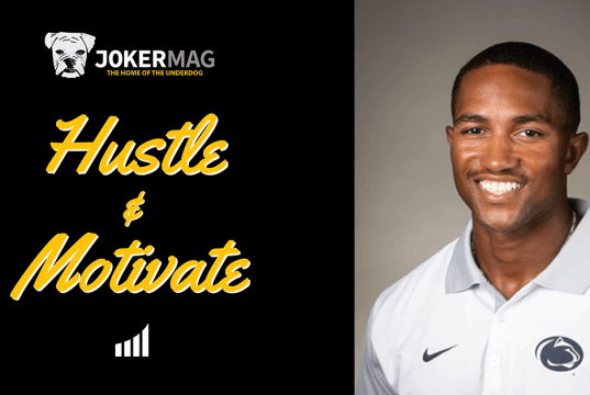 "Penn State Baseball Assistant Coach Andre Butler sits down on the Hustle & Motivate podcast to discuss the ""Graveyard Mentality"" and how he went from a barely recruited D3 player to a top-tier D1 coach. Presented by Joker Mag, the home of the underdog."
