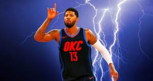 Paul George Resurgence by Joker Mag, the home of the underdog