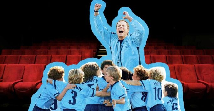 50 Under 50 podcast, discussing the underrated 2005 film Kicking and Screaming starring Will Ferrell and Robert Duvall and Mike Ditka.