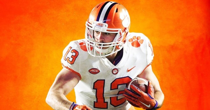 Hunter Renfrow was a two star recruit coming out of high school, today NFL scouts are licking their chops, comparing the shifty slot receiver to Wes Welker and Julian Edelman.