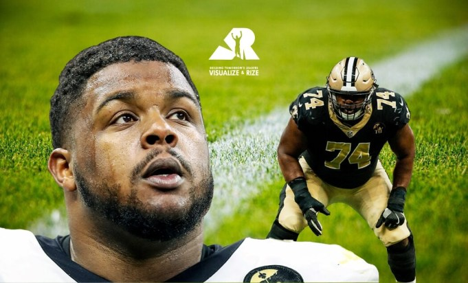 Jermon Bushrod Interview exclusive with Joker Mag, the home of the underdog.