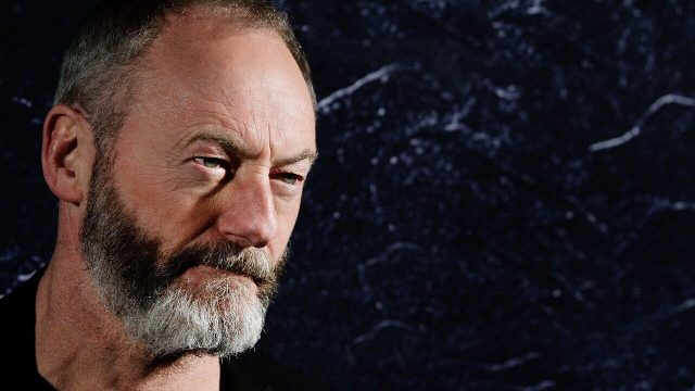 Liam Cunningham graces the cover of GQ