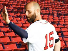 Dustin Pedroia Return or Retire? By Charlie Salek and Henry Duncan of Joker Mag, the home of the underdog