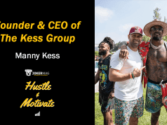 Manny Kess interview on Hustle & Motivate, a podcast presented by JokerMag.com, the home of the underdog. Manny Kess is the founder & CEO of The Kess Group, a full service concierge company in Las Vegas, Nevada.