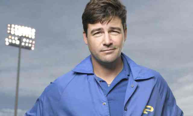 Coach Eric Taylor played by Kyle Chandler on Friday Night Lights