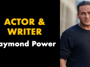 Actor and writer Raymond Power's interview on Hustle & Motivate, a podcast presented by JokerMag.com, the home of the underdog