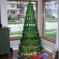 I finally got my Christmas tree up.