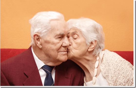 elderly geezer
