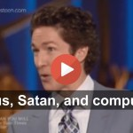 Joel Osteen - Satan mad at Jesus because of computer problem 2