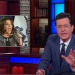 Stephen Colbert: The Original Material Girl Is Back (VIDEO)