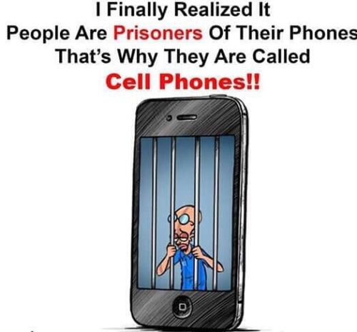 Why they are called Cell Phones