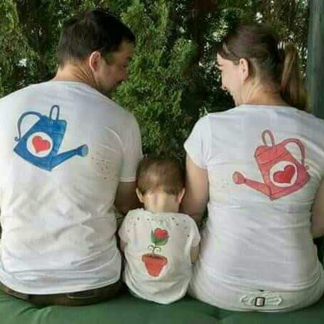 Family - Tea shirt posters