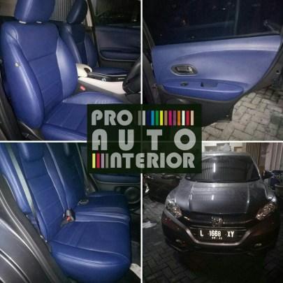 Custom design for HRV interior