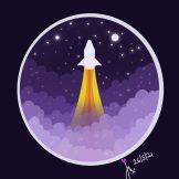 A rocket to take me to the Moon