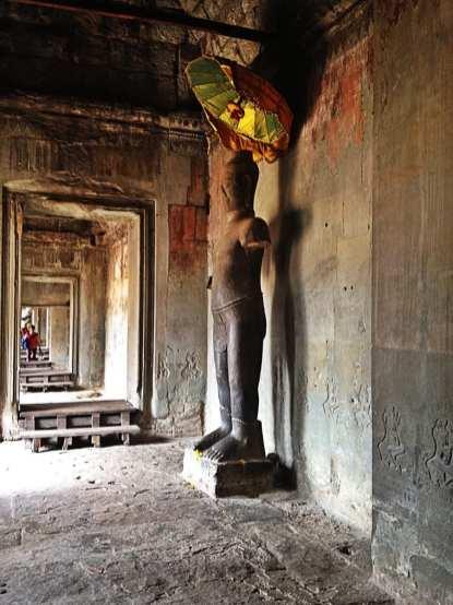 Angkor Wat - Siem Reap, Camboja