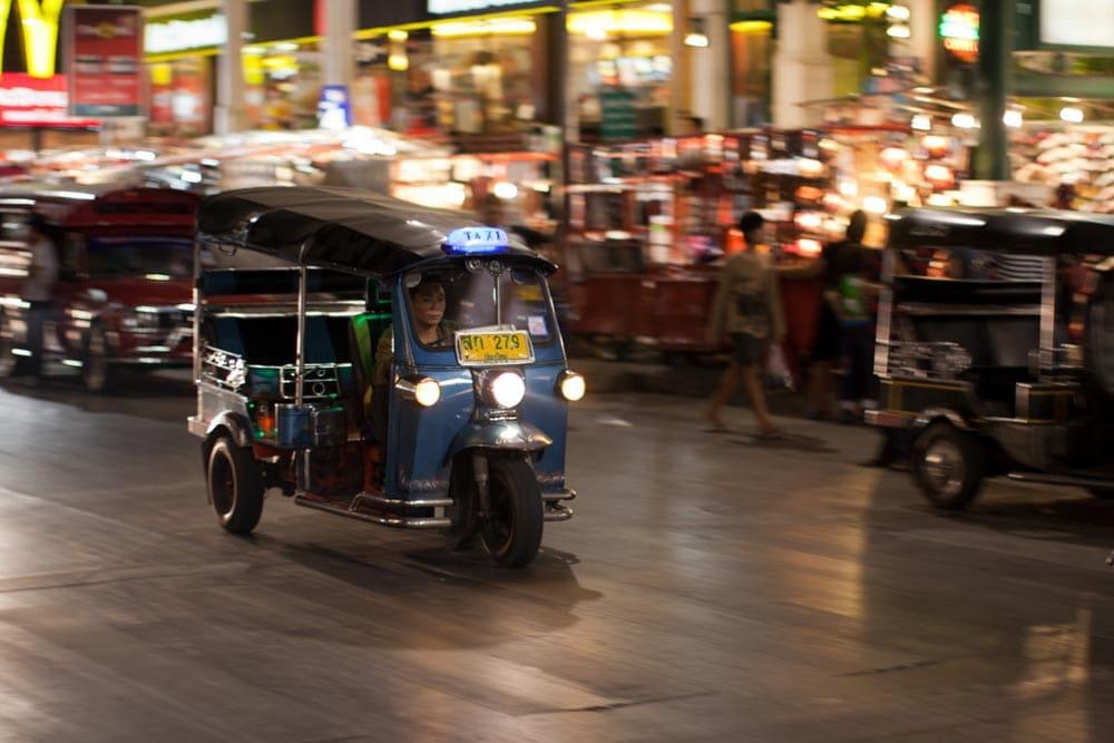 Transportes em Chiang Mai