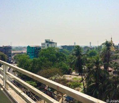 alojamento Yangon, Myanmar