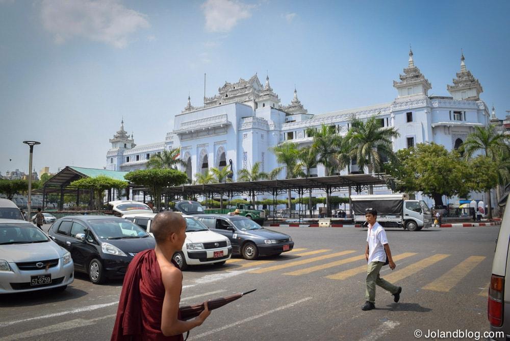 O que fazer em Yangon   Things to do in Yangon Myanmar