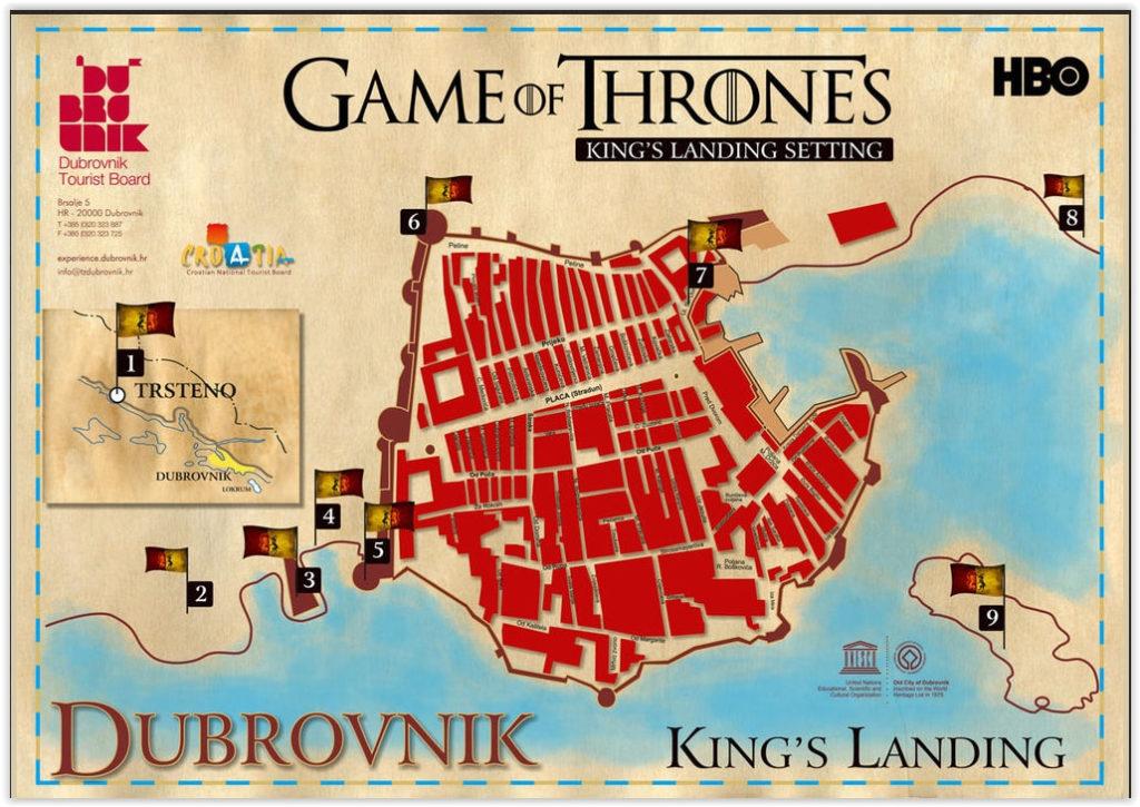 Dubrovnik Croácia