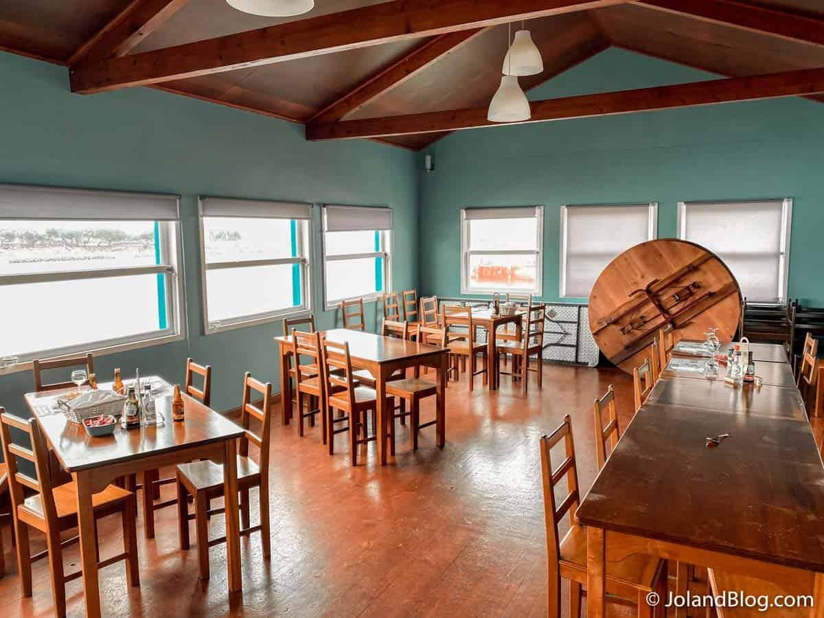 Restaurante Clube Naval da Graciosa