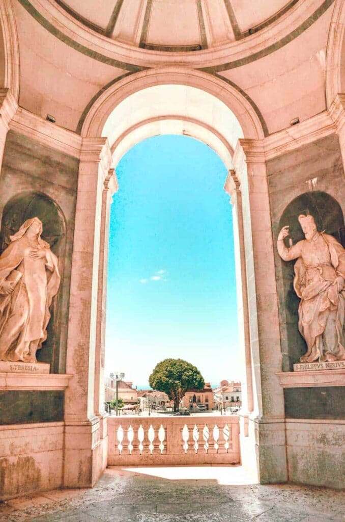Mafra National Palace | What to do in Ericeira