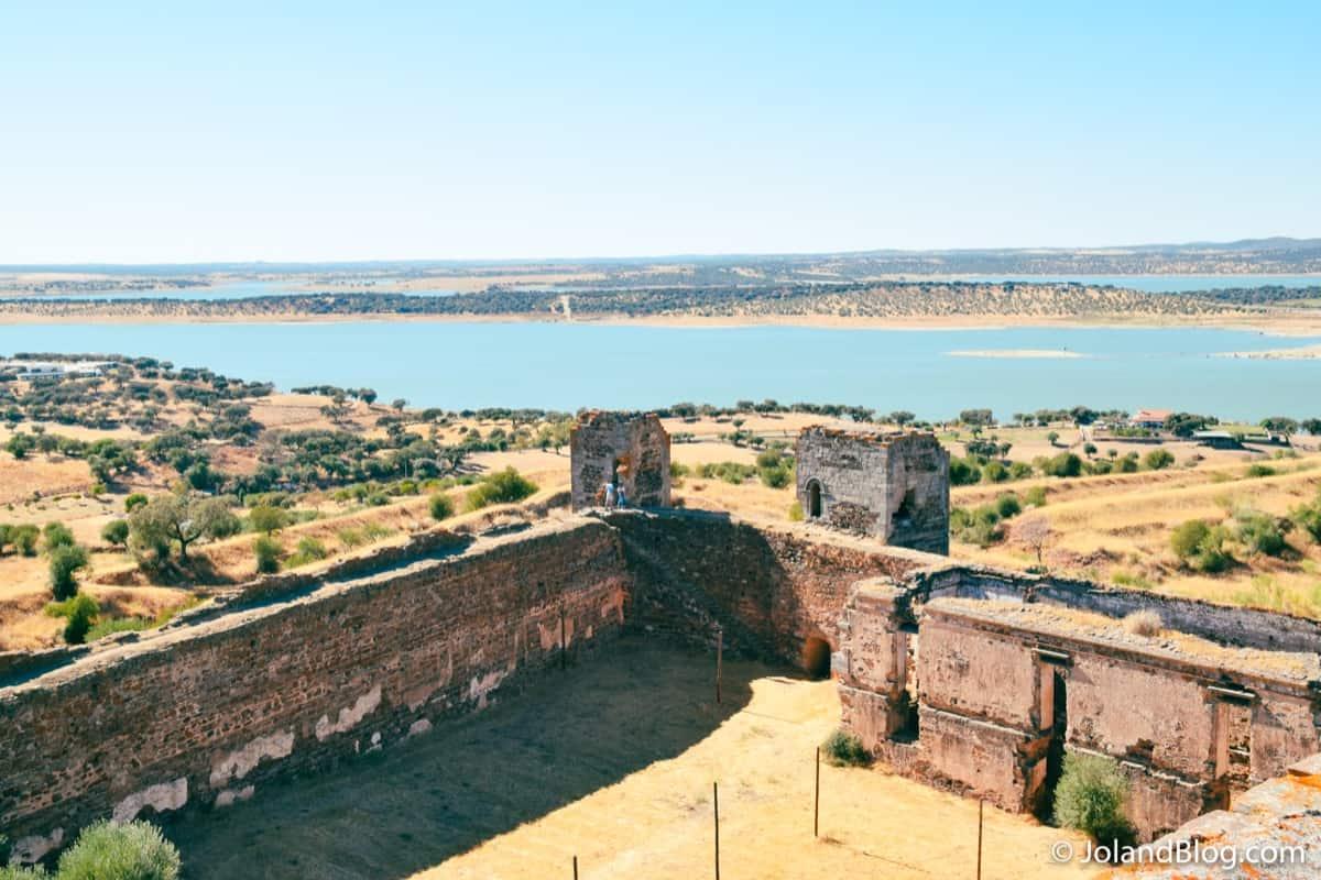 Castelo de Mourão | Escapadinha pelo Alentejo