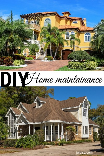 Six tips to maintain your home throughout the year