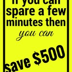 It can't be said any clearer. Save some time and save some money! Didn't think it was this easy.