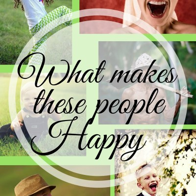 How to use other people's happiness to inspire you