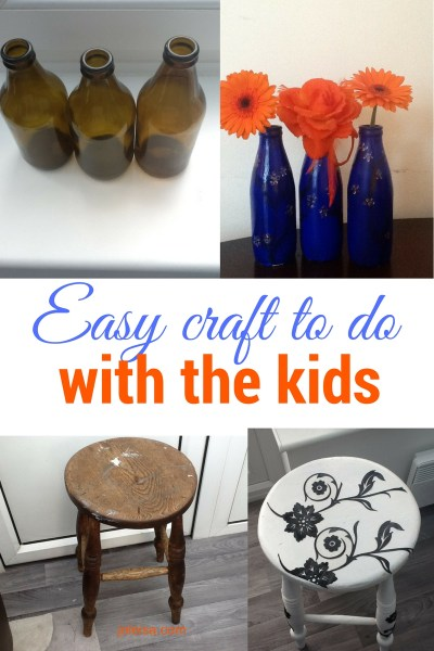 School's Out! Get into Craft with the kids!