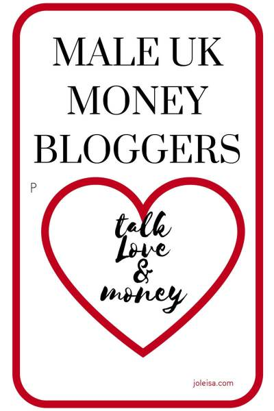 Male Money Bloggers Talk Love and Money