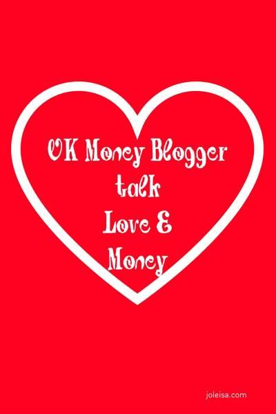 UK Money Blogger Melanie on Valentines and Money