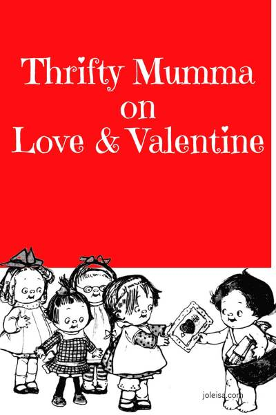 Thrifty Mumma Talks Love and Money