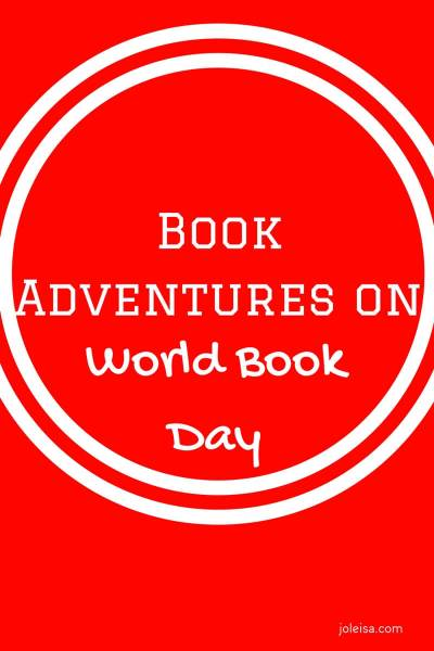 World Book Day – Book Adventures