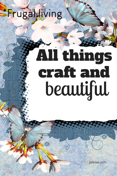 All things Craft and Beautiful
