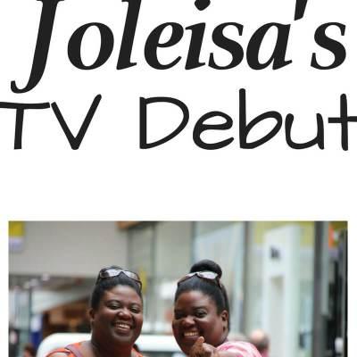 Joleisa's TV Debut