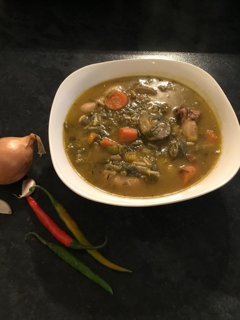 pepper pot soup: get back to meal planning