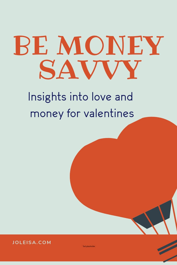 Here again, useful insights on love and money as we talk to some of the UK's best money bloggers. We all love to be loved, but is there a monetary limit?