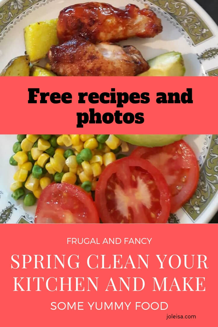 Shop Smart save money recipes (spring cleaning episode)