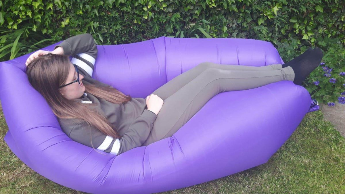 enjoy the summer with a free sun lounger