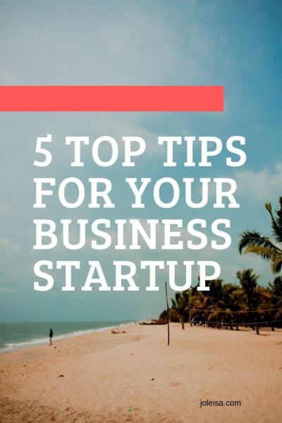 Five Things Your Startup Needs to be Successfull