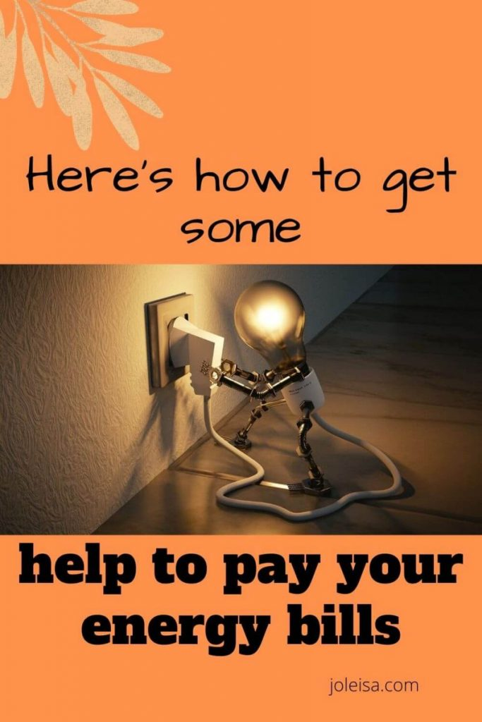 help to pay your energy bills